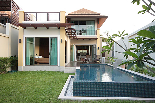 Baan WANA POOL VILLAS